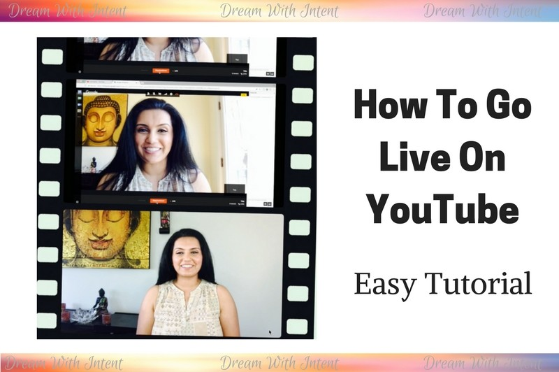How to Go Live on YouTube – Easy Tutorial