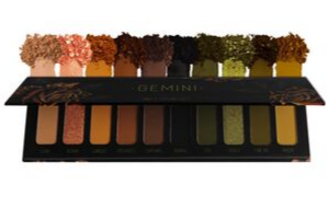 MELT COSMETICS Gemini Eyeshadow Palette - Dream With Intent