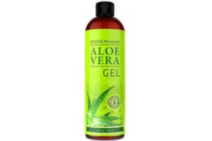 Seven Minerals Organic Aloe Vera Gel - Dream With Intent Sonali Ankola