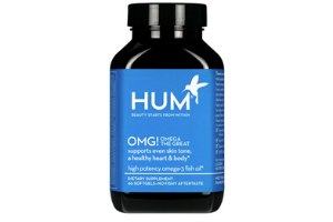 Hum nutrition Fish oil omg omega the great