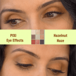 Eyeshadow Tutorial | Pixi Eye Effects | Hazelnut Haze