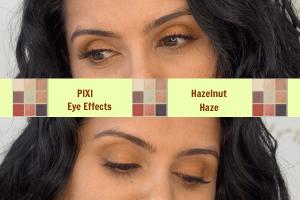 Pixi Beauty Eye Effects Hazelnut Haze - Eye Shadow - Dream With Intent - Sonali Ankola - Beauty Blog