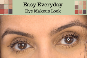 Pxi Eyeshadow - Simple Everyday Look in your 40s - Dream With Intent - Sonali Ankola