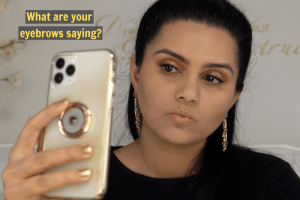 What are your eyebrows saying - Dream With Intent - Sonali Ankola - Post 2