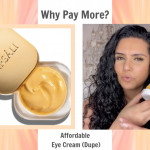 Eye Cream Dupe | Why pay more if you don't need to?