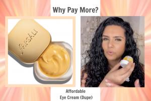 Eye Cream Dupe