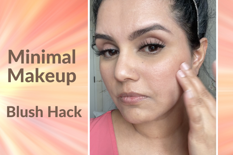 Make Your Own Cream BLUSH that's a Perfect MATCH for YOUR SKIN TONE | Super Easy Hack